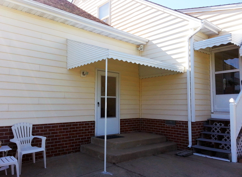 Aluminum Awnings Archives - Roberts Awning and SignRoberts ...
